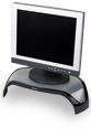 Supporti monitor e laptop - I Supporti Monitor Fellowes&#174; consentono di personalizzare la posizione del tuo monitor per una visione pi&#249; confortevole, creando anche pi&#249; spazio libero sulla tua scrivania.