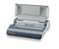 Binding  Machines - Plastic Comb Binding - Need a flexible, cost-effective way to bind any document up to 500 pages? Plastic comb binding is the answer.
