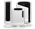 Air Purifiers - Improve your indoor home and office air quality with Fellowes® Air Purifiers featuring PlasmaTrue™  Technology which safely removes 99.97% of airborne pollutants as small as 0.3 microns!