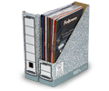 Storage and Organisation - Magazine Files - Keep magazines and periodicals handy for easy reference.