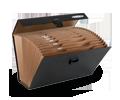 Archivo Portátil - La manera más fácil y cómoda de transportar sus documentos de hogar y oficina.