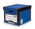 Storage and Organisation - Storage Boxes - Keep your documents organised and secure with a wide assortment of strong storage boxes.