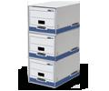 Modules d'Archivage - Economie de place grâce à un système de classement et de rangement des documents et des dossiers.