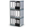 Storage and Organisation - Storage Units - Space saving options for the filing and storage of documents & files.