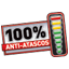 Fellowes - 100% Anti-atascos