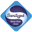 Sanitized® antimicrobial treatment effectively reduces the development of bacteria, fungi and dest mites on the carbon filter