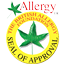 Allergy UK Seal of approval