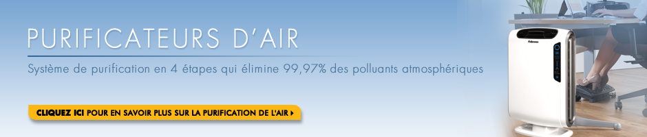Purificateurs d'air