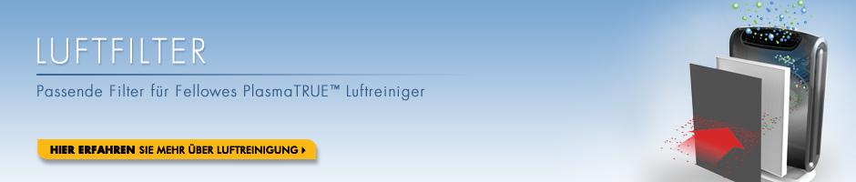 Passende Filter für Fellowes PlasmaTRUE Luftreiniger
