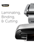Binding, Laminating, Trimmers & Guillotines Brochure