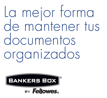Bankers Box - Organisation Made Easy