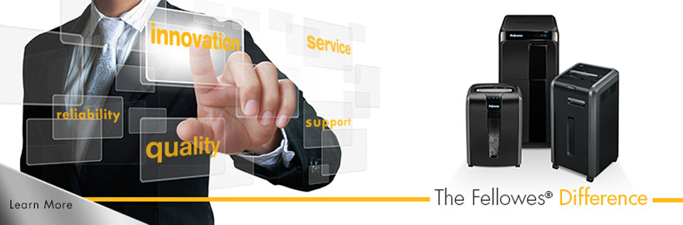 The FElloes Difference - Innovation - Service - Quality - Reliability - Support