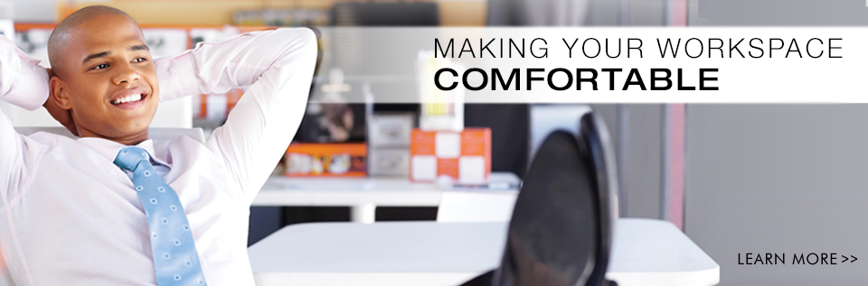 Making Your Workspace Comfortable with Fellowes
