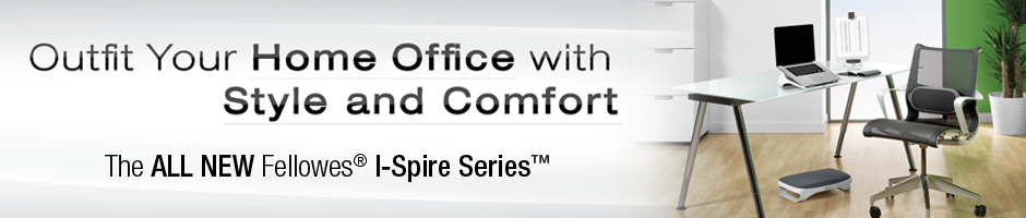 Outfit Your Home Office With Style and Comfort from Fellowes