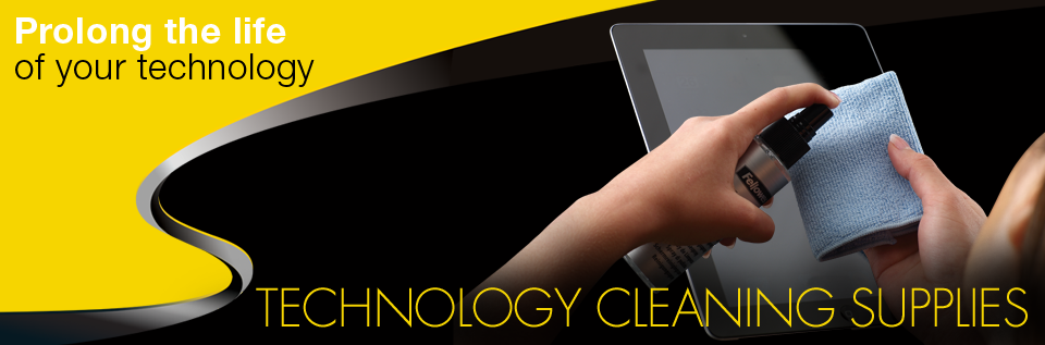 Prolong The Life Of Your Technology - Fellowes Technology Cleaning Supplies
