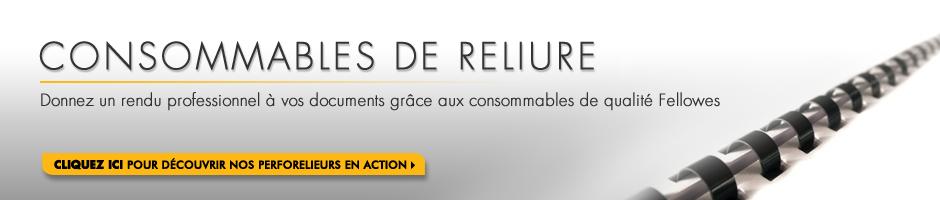 Consommables De Reilure