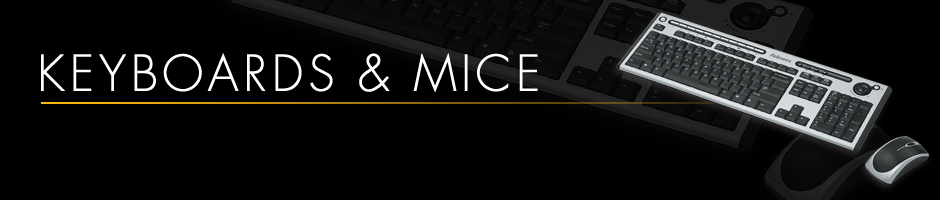 Keyboards & Mice
