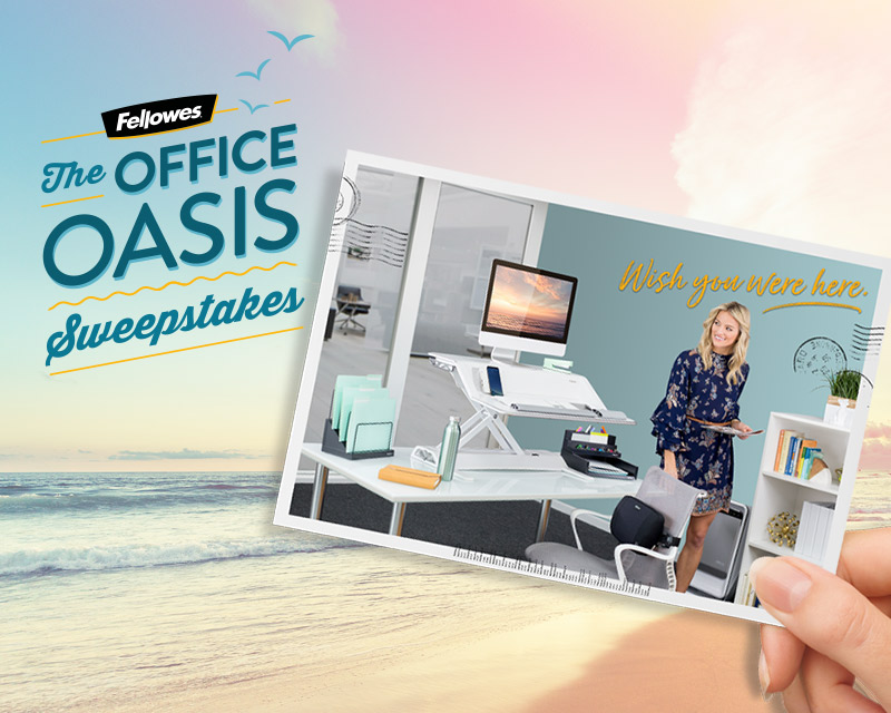 The Office Oasis Sweepstakes