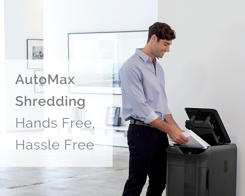 AutoMax Shredding - Hands Free - Hassle Free