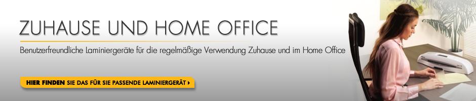Zuhause und Home Office