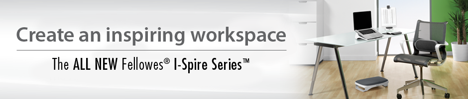 Fellowes I-Spire Home Office Solutions