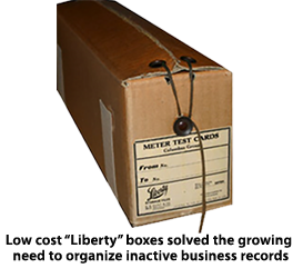 Liberty Boxes