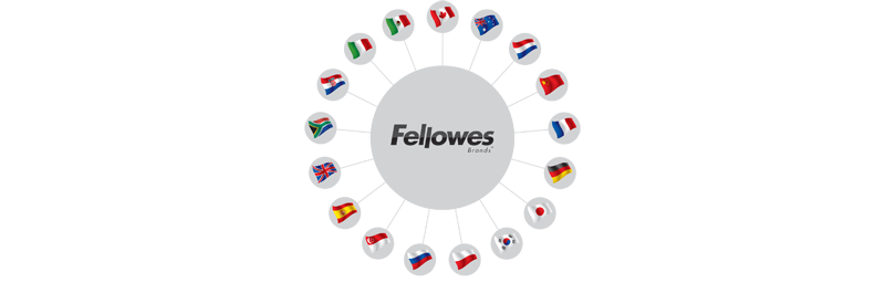 Fellowes Locations