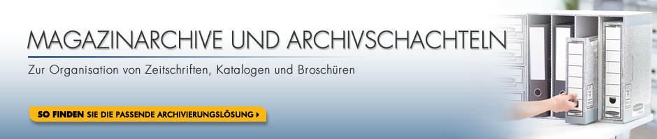Bankers Box Magazinarchive Und Archivschachteln