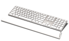I-Spire Series™ Keyboard Wrist Rocker™ - White