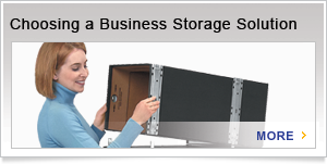 Choosing A Business Storage Solution