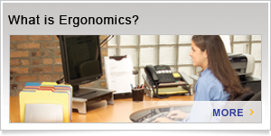 What is Ergonomcis?