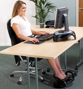 qu 39 est ce que l 39 ergonomie fellowes. Black Bedroom Furniture Sets. Home Design Ideas
