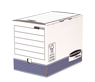 Boîte d'archives Bankers Box® System - Format A4 - 200mm Bleu