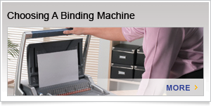 Fellowes Binding Tips for an Organised Business