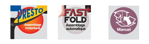 Presto Fastfold Manual