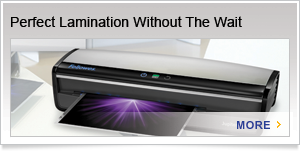 Fellowes Perfect Lamination Without The Wait