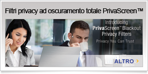 Filtri privacy ad oscuramento totale Privascreen