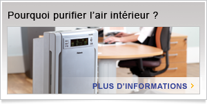 Pourquoi purifier l'air interieur ?
