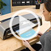Fellowes Laminating Showcase