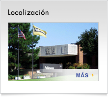 Fellowes Locations - Localizacion
