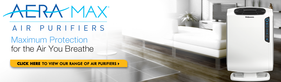 Fellowes AeraMax™ Air Purifiers