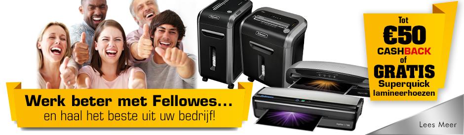 Fellowes - Hou het vertrouwelijk