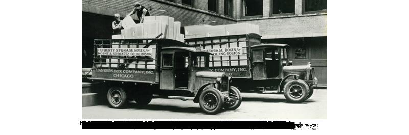 Bankers Box Trucks