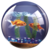 Brite Mat rotondo - Pesci rossi__5881101.png