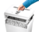 Powershred&#174; P-48C Cross-Cut Shredder - White__P-48C_3233201_EasyEmpty.png