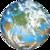 Brite Mat rotondo - Terra__earth_mousepad_58814_LH.png