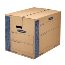 Bankers Box® SmoothMove™ Moving & Storage - Large