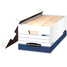 Bankers Box® Stor/File™ - Letter, Lift-Off Lid