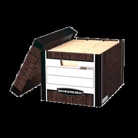 Bankers Box® R-Kive® - Letter/Legal, Woodgrain__00725.png