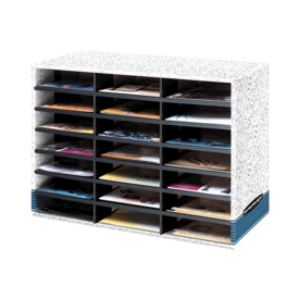 Bankers Box&#174; Literature Sorter - Letter, 21 Compartment__04210.png